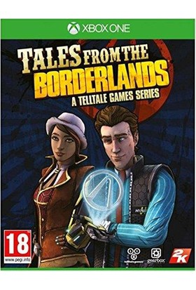 2K Xbox One Tales From The Borderlands