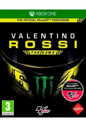 Milestone Xbox One Valentıno Rossı The Game