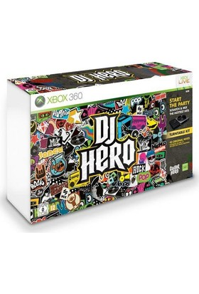 Activision Xbox 360 Dj Hero Bundle