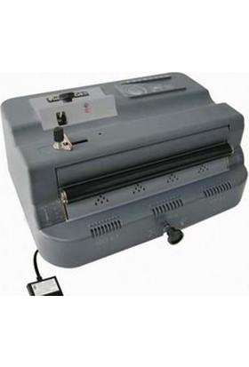 Mapicoil 920 Elektrikli Helezon Cilt Makinesi