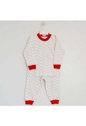 Sebi Bebe 2211 Çocuk Pijama Takımı
