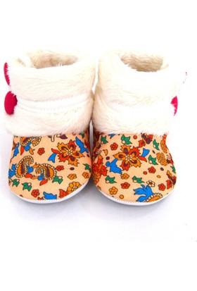 Papulin 5061 Bebek İlk Adım Ayakkabası