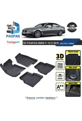 3D Paspas Bmw 5 Seri F-10 Sedan-Touring (2014) Pvc 4 Parça