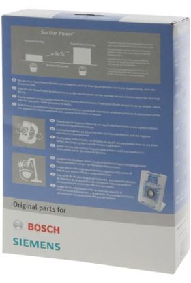 Bosch Elektrikli Süpürge Toz Torbası (G ALL)