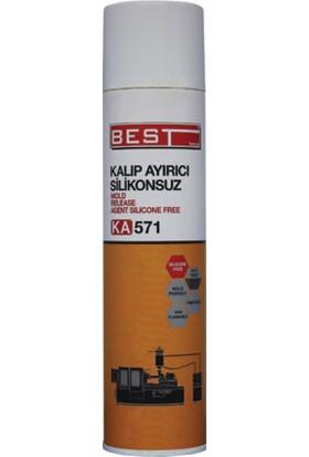Best Kalıp Ayırıcı Slikonsuz Ka571 400Ml
