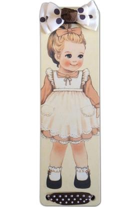 İstisna Nostaljik Bebek Kitap Ayracı 5.