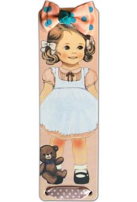 İstisna Nostaljik Bebek Kitap Ayracı 14.
