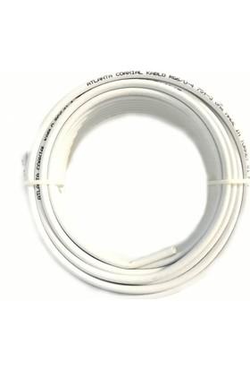 Atlanta RG6/U4 Koaksiyel Kablo (50mt)