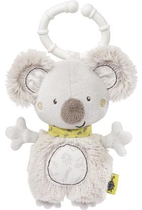 Baby Fehn Bebek Çıngıraklı Sevimli Oyuncak Koala