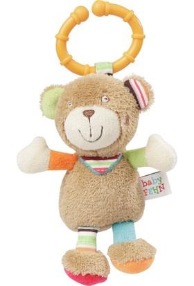 Baby Fehn Bebek Çıngıraklı Sevimli Oyuncak Teddy