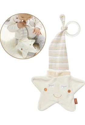 Baby Fehn C Halkalı Bebek Rahatlatıcı Arkadaşım Yıldız