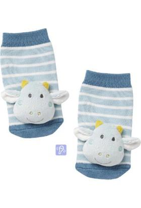 Baby Fehn Çıngıraklı Çorap Dragon