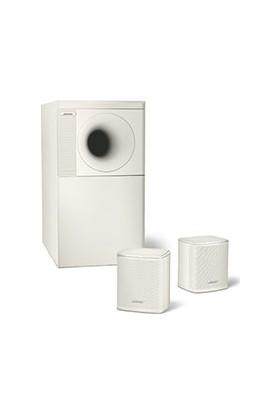 Bose Acoustimass 3 Seri V Stereo Hoparlör Sistemi Beyaz