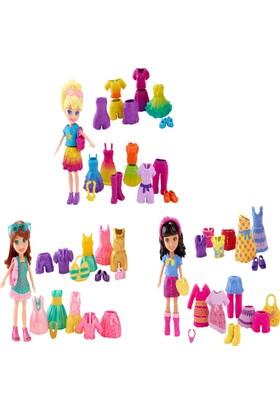 Mattel Polly Pocket Moda Seti