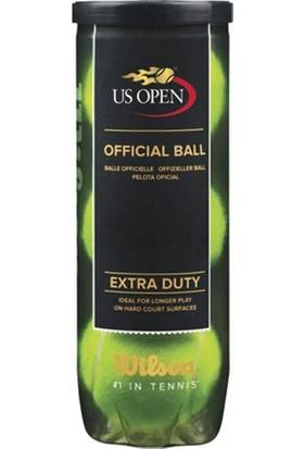 Wilson Wrt106200 3'Lü Paket Sarı Unisex Tenis Topu