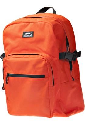Slazenger Siping Backpack Turuncu Unisex Sırt Çantası
