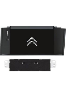 Citroen C4 Dvd-Usb-Hafıza Kartlı-Navigasyonlu-Blutotlu Multimedya Oem-Kamera Ve Anten