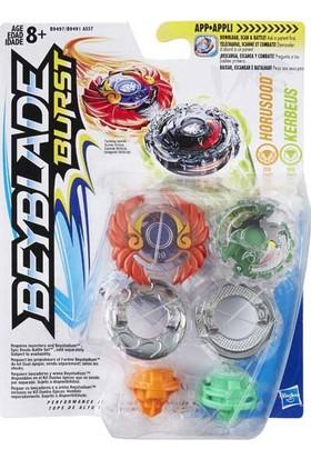 Beyblade Burst İkili Paket Spryzen And Odax B9491-B9493