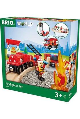 Brio İtfaiyeci Seti ABR33815