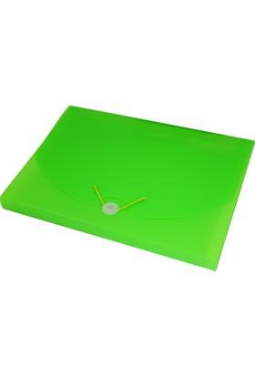 Umıx Neon Körüklü Evrak Dosyası A4 Yesıl