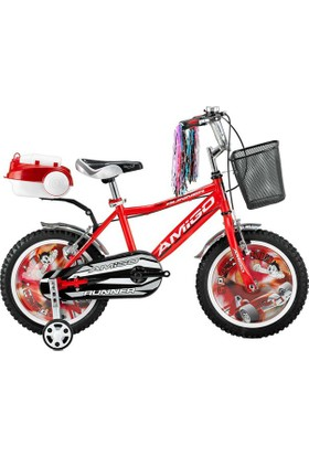 Amigo 16 Jant 2017 Lüx Çocuk Bisikleti