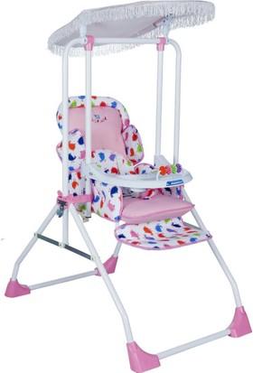 Taşpınar Lüx Tam Yatarlı Bebek Salıncak - Mama Sandalyesi