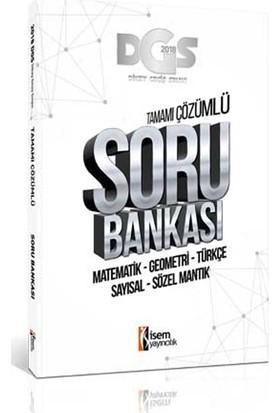 İsem Yayıncılık Dgs Tamamı Çözümlü Soru Bankası 2018
