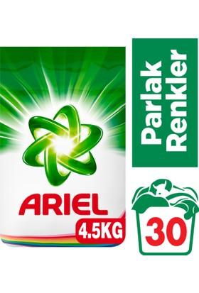 Ariel Toz Çamaşır Deterjanı Parlak Renkler 4,5 kg