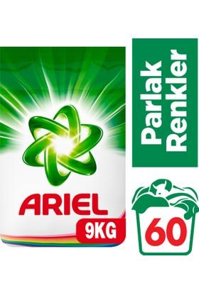 Ariel Toz Çamaşır Deterjanı Parlak Renkler 9 kg