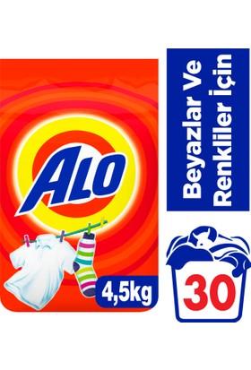 Alo Matik Canlı Renkler 4.5 Kg