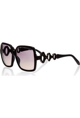 Emilio Pucci Ep 0040 01B Kadın Güneş Gözlüğü