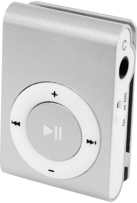 Bludfire M1 Mp3 Player Gümüş