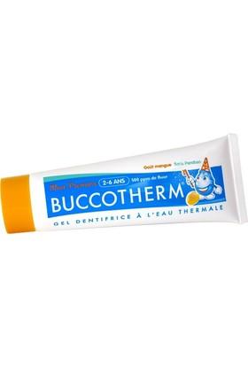 Buccotherm Çocuk Diş Macunu 2-6 Yaş Mango Aromalı 50 Ml