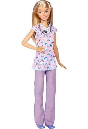 Barbie Barbie Hemşire Bebek