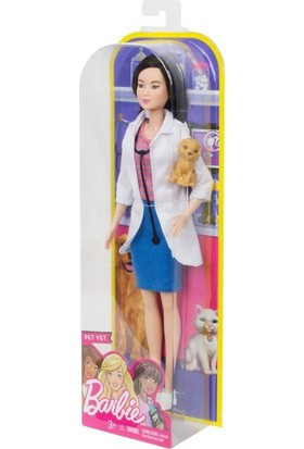 Barbie Barbie Veteriner Hekim Bebek