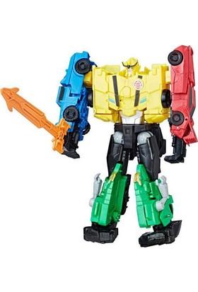 Hasbro Transformers 5 Ultra Bee 4 Farklı Figür Oyuncak