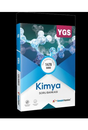Ygs- Kimya Soru Bankası