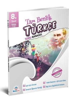 8. Sınıf Tam Benlik Türkçe Soru Bankası