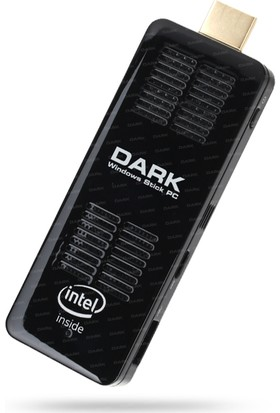 Dark Evo Stick Intel Atom x5 Z8300 2GB 32GB eMMC Windows 10 Home Mini Bilgisayar DK-PC-XSW150K2