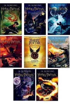 Harry Potter Set (8 Kitap) - J. K. Rowling