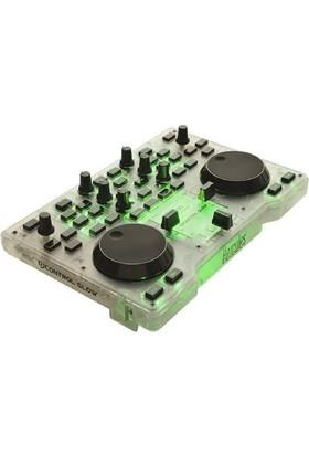 Hercules DJControl Glow LED Işık ve Parlak Efektli Dj Cihazı