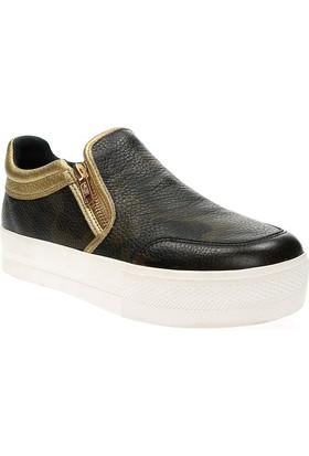 Ash Jordy Bayan Yeşil Ayakkabı