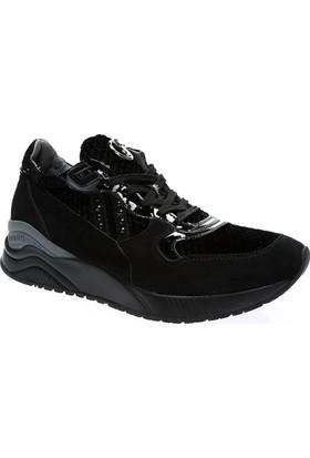 4 US Cesare Paciotti Ad1W Bayan Siyah Ayakkabı