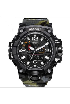 Smael S1545-163-C Erkek Kol Saati