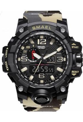 Smael S1545-163-L Erkek Kol Saati