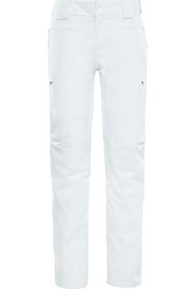 The North Face Beyaz Kadın Kayak Pantolonu T93336FN4