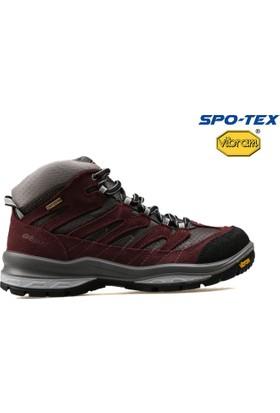 GriSport Kırmızı Kadın Kadın Trekking Ayakkabısı 12505S73T