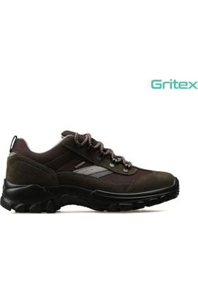 GriSport Kahverengi Erkek Trekking Ayakkabısı 13318S40G