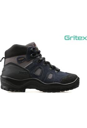 GriSport Mavi Erkek Trekking Ayakkabısı 10662S14G