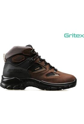 GriSport Kahverengi Erkek Trekking Ayakkabısı 13320P2G